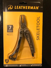 Leatherman Skeletool Multi Tool Stainless Steel Knife Pilers Wire Cutter Tools