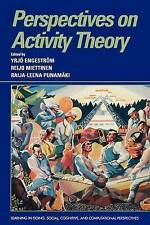 Perspectives on Activity Theory (Learning in Doing: Social, Cognitive and Comput