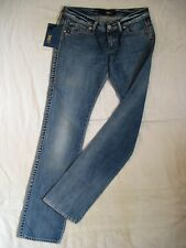 TAKE TWO New View Blue Jeans Denim W30/L36 x-low waist regular fit straight