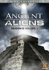 Ancient Aliens: Season 5 Volume 2 [New DVD] 3 Pack, Dolby, Subtitled, Widescre