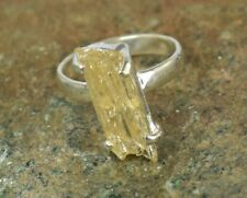 Black Friday Discount 16.65 Ct Yellow Sapphire Certified Gems Rough Ring Natural