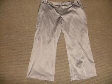 WOMEN'S PANTS PARACHUTE STYLE COLOR BEIGE ONLY JEANS BRAND SIZE 22 BNWT