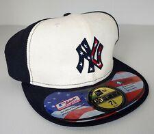 New York Yankees 2011 Stars & Stripes New Era 59FIFTY Size 7 3/8 American Flag