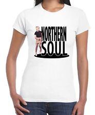 Northern Soul Girl Women's T-shirt - Motown Wigan Casino Mod