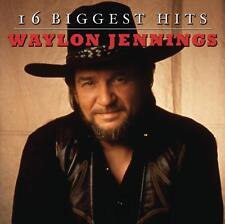 Waylon Jennings Willie Nelson - 16 Biggest Hits CD #1971070