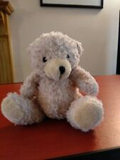 """Cadbury World Beige Teddy Bear Soft Plush Toy 7"""". Charity Sale Mental Health"""