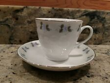 VINTAGE TEA CUP & SAUCER SET WITH MADE IN  CHINA