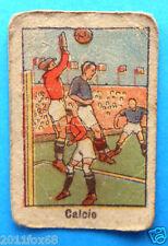 figurines cromos figurine sportive anni 30 40 v.a.v. vav pallone football soccer