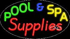 "NEW ""POOL & SPA SUPPLIES"