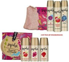 Impulse Irresistible Gift Set 75ml 4PC