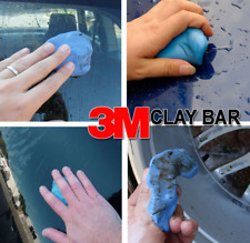 3M Wash Clay Bar Car Marks 190-200g Magic Auto Detailing Remove Cleaning Tool TT