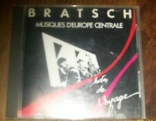 BRATSCH - Notes De Voyages CD Niglo Gypsy Jazz Folk