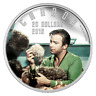 STAR TREK: THE TROUBLE WITH TRIBBLES - 2016 $20 1 oz Fine Silver Coin - RCM