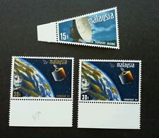 Malaysia Satellite Earth Station 1970 Space (stamp with margin) MNH *rare *odd