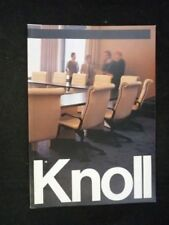 DESIGN & COLLECTIF Knoll in the office FIRST EDITION 1981