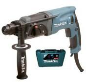 Makita taladros percutores hr2470, hr2450, grabación SDS, 780 vatios, en la maleta de transporte