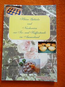 Backbuch zur Tee-u. Kaffeestunde im Ammerland