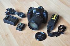 NIKON D70s SLR-Digitalkamera / AF-S DX NIKKOR 18-105mm f/3.5-5.6G ED VR Objektiv