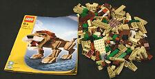 LEGO Designer Set (Parts lot) 4884 - Wild Hunters (Lion) with Instructions