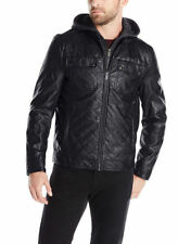 Kenneth Cole Reaction Faux Leather Coats & Jackets for Men