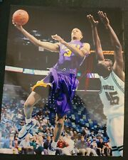 ANTHONY RANDOLPH SIGNED 8X10 PHOTO LSU NBA WARRIORS W/COA+PROOF RARE WOW