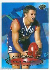 1999 Select All Australian (Aa6) Paul Hudson Western Bulldogs +