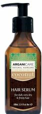 Arganicare Natural Coconut Serum for Very Dry & Damaged Hair 100ml