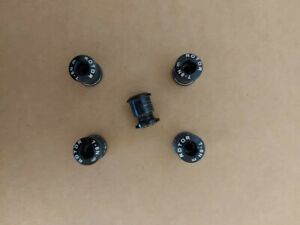 Rotor x 5 Double Alloy Chainring Bolts