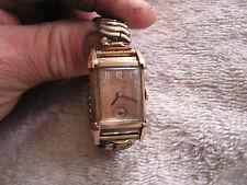 Vintage Bulova Watch 21 Jewels 14K Gold Filled 7AK