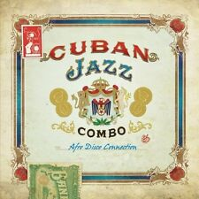 Afro Disco Connection - Cuban Jazz Combo (2013, CD NEUF) CD-R