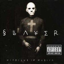 Slayer, Diabolus in Musica, Excellent Original recording reissued