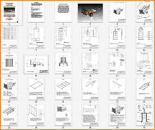 4 X 8 Utility / Landscape Trailer Plans - Step By Step -  Easy To Build