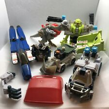 Transformers Toys Mixed Lot For Parts Or Repair.  G1 +.