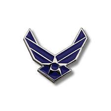 Usaf Brass Lapel Pin U.S. Air Force Emblem -