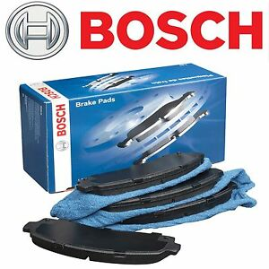 Bosch BE1164 Front Disc Brake Pads Left & Right Complete Set