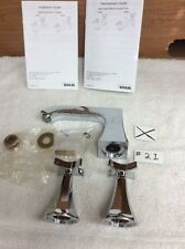 KOHLER K-T469-3C CP Memoirs Stately deck-mount high-flow bath faucet trim