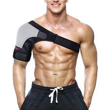 Shoulder Brace Rotator Cuff Pain Relief Support Adjustable Belt Sleeve Men Women
