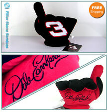 RARE - Dale Earnhardt #3 Plush Fan Hand with Tags - SHIP FREE