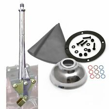 16 Transmission Mount Emergency Hand Brake with Grey Boot, Black Ring and Cap