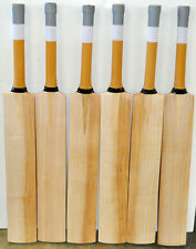 Cricket Bat PLAIN, English Willow Cricket Bat