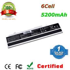 Batterie pr Asus Eee PC 1015BX 1015C 1015CX 1015P 1015PD 1015PDG AL31-1015 White