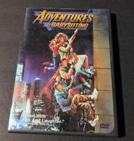 "Adventures in Babysitting (DVD, 1999, Widescreen) ""So Entertaining!"""