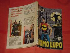ZAGOR- NO ZENITH- N°49 -originale DA LIRE 300 -1974 **NOME ROSSO-GALLIENO FERRI