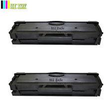 2PK MLT D101S D101L Toner For Samsung SCX-3401 3405 3405FW 3405W ML2165W 2166W
