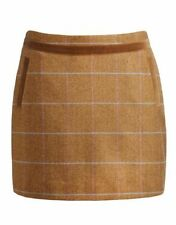 Joules Tweed Plus Size Skirts for Women