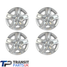 "Set of 4 FORD FOCUS MK2 & C-MAX MK2 16"" WHEEL TRIM COVER 2007 ON 1577633"