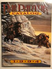 Battletech Ral Partha Catalog & Order Form 1994 EX