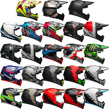 Bell MX-9 MIPS Dirt Bike Motorcycle Motorbike Helmet Assorted XS-3XL