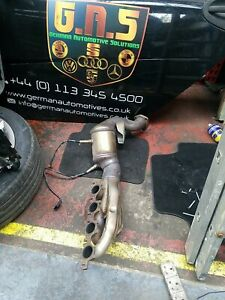 **8T0 131 703A**AUDI RS5**CATALYTIC CONVERTER EXHAUST MANIFOLD**LAMBADA**RIGHT**