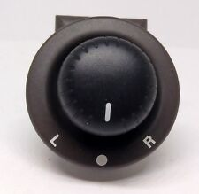Ford AU BA BF Falcon Fairmont SX SY SZ Black/Chocolate Electric Mirror Switch